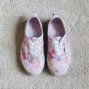 Vans Kids Purrmaid Elastic Lace Shoes